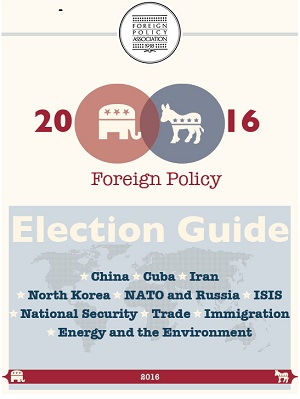 Foreign Policy Association Election Guide