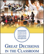 Great Decisions in the classroom guide