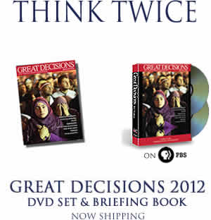 Review: FPA 'Great Decisions' - Arab Spring