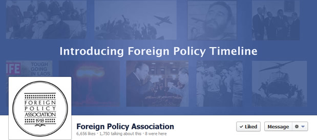 American essay foreign history policy thematic
